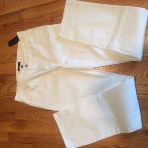 NYDJ  White Jeans  NWT Size 8